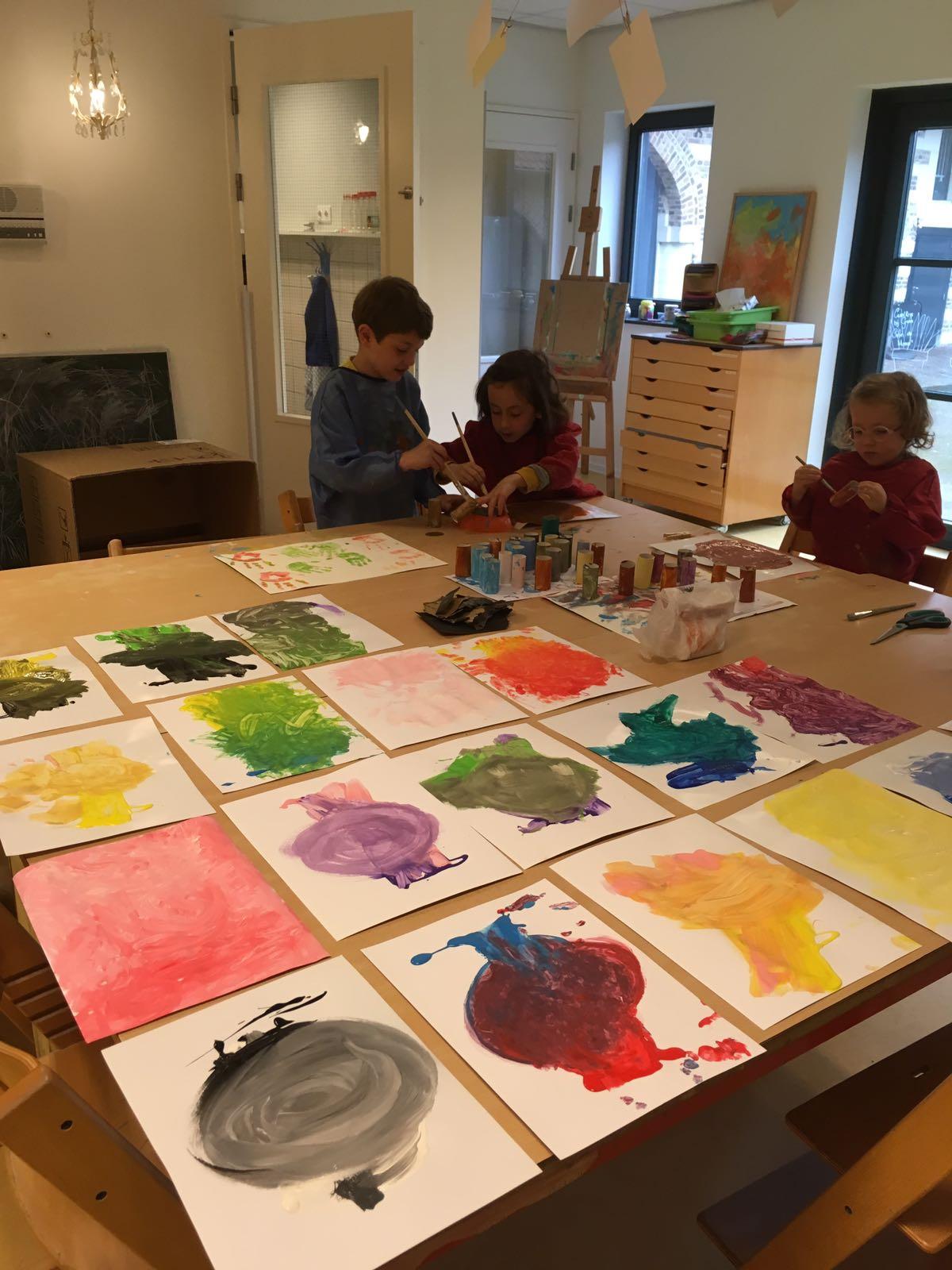 atelier kindercentrum De Hoeve